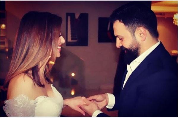 دينا هارون تثير الجدل بتعليقها على زواج تيم حسن ووفاء الكيلاني