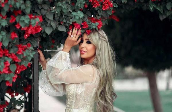 ايمان ابو طالبوزوجها العميد محمد سمير