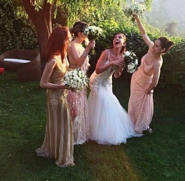 بورسين يحتفل بزفاف شقيقته بيروت