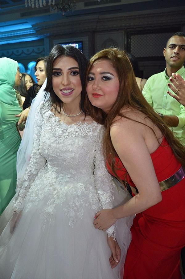 زفاف كريمة كابتن احمد ناجي