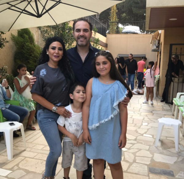 ابنة وائل جسار
