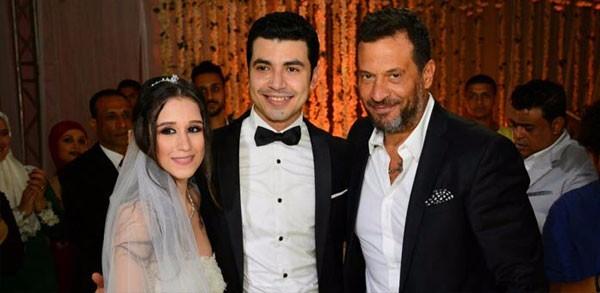 حفل زفاف محمد انور