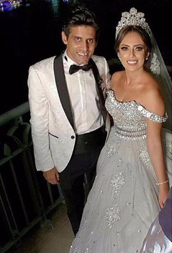 حفل زفاف حمدي الميرغني و اسراء عبدالفتاح