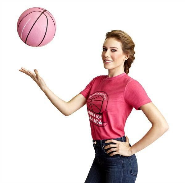 إلتشين سانجو تحارب سرطان الثدي