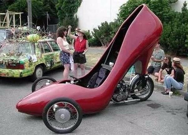 سيارات طريفة