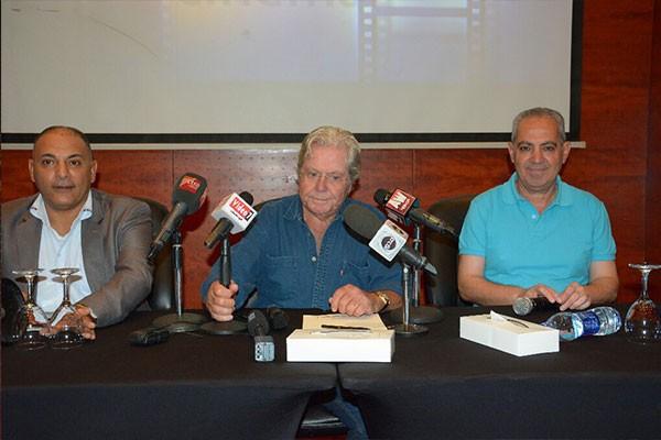 ندوة تكريم النجم حسين فهمي ضمن فعاليات الاسكندرية السينمائي