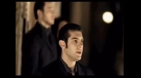 نتيجة بحث الصور عن بداية عمرو يوسف مع حسام الحسيني