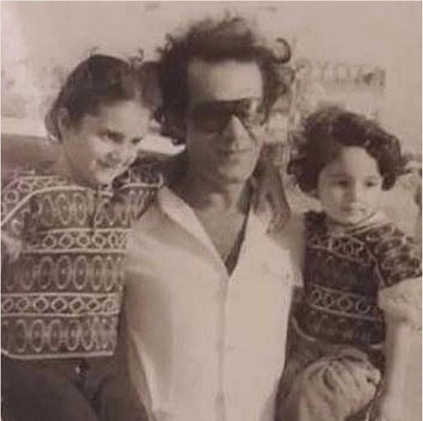 رانيا محمود ياسين في الطفولة