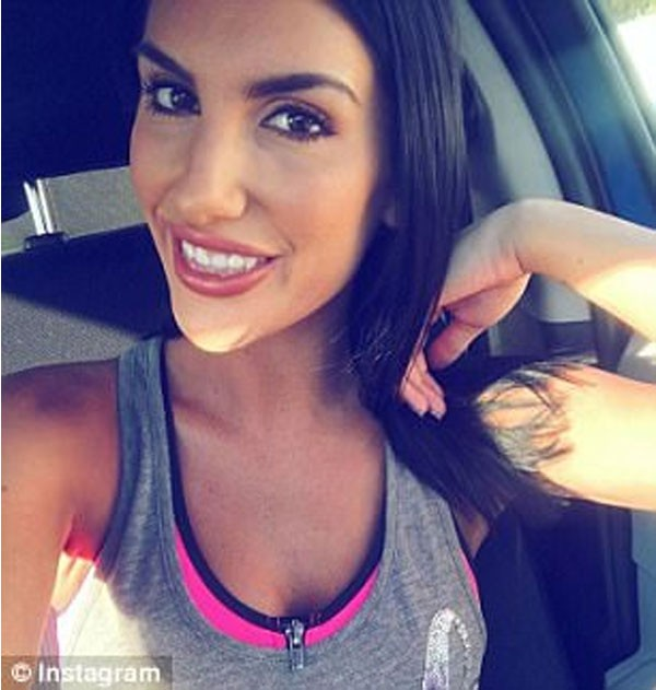 August ames anal twitter