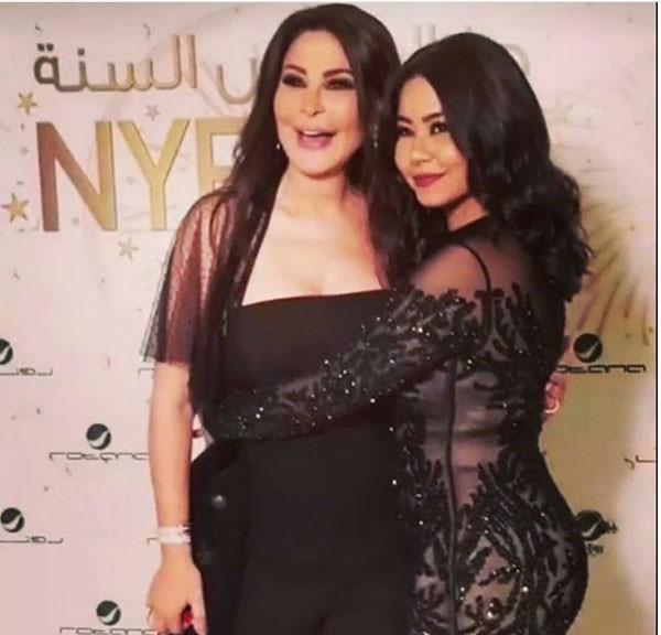 اليسا و شيرين عبدالوهاب