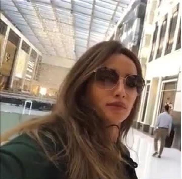 زينة في زيارة مركز راشد للمعاقين