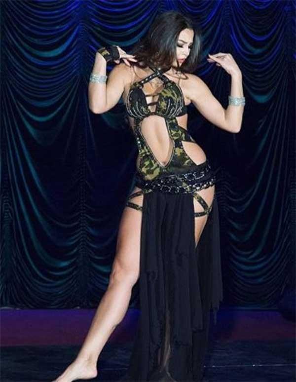 الراقصة جوهرة