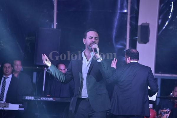 هاني شاكر ووائل جسار يشعلان عيد الحب على نيل القاهرة