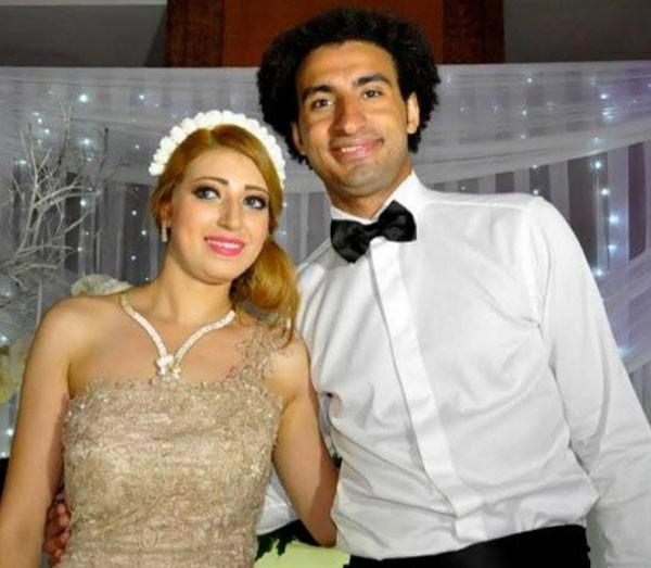 زوجة علي ربيع