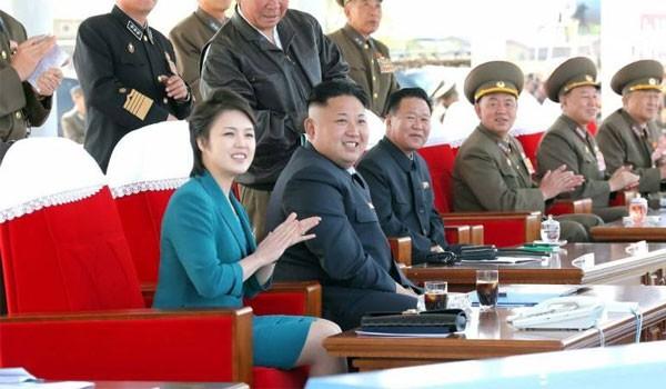 زوجة كيم جونج اون - لي سول تشجو