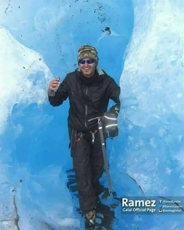 رامز جلال - رامز تحت الثلج