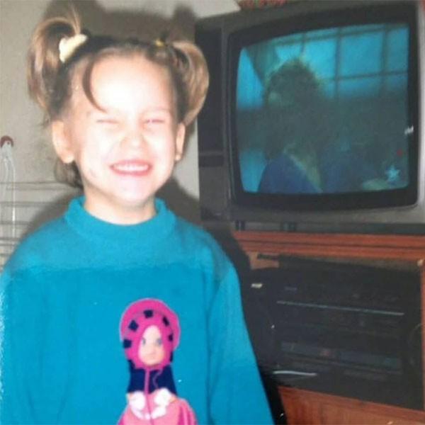 شاهد طرافة سيريناي ساريكايا طفولتها