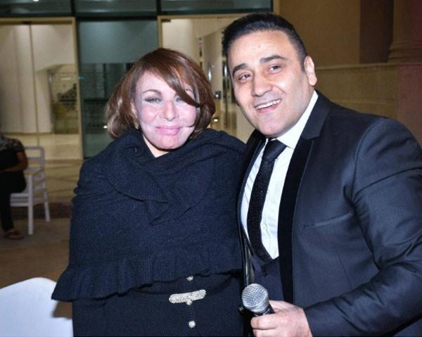 مجد القاسم و لبنى عبدالعزيز