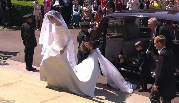 حفل زفاف الامير هاري