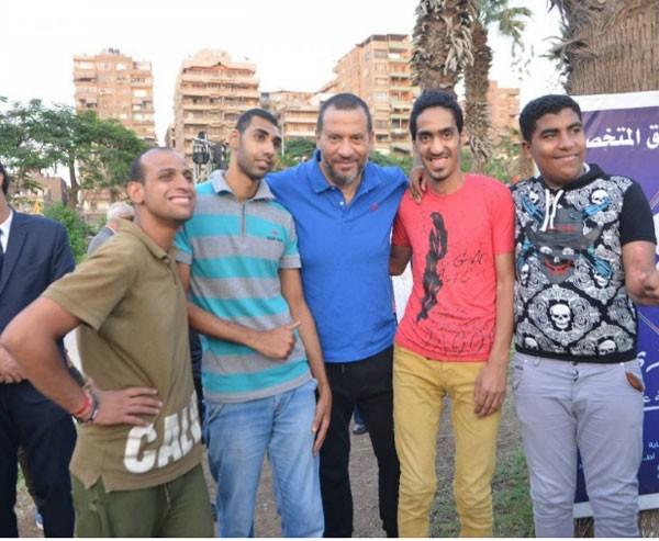 ماجد المصري و شعبان عبدالرحيم