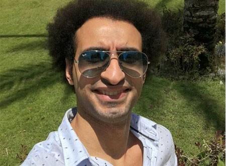 بعد محمد صلاح.. سيلفي علي ربيع مع الفنانة اللبنانية جيسي عبدو.. صور