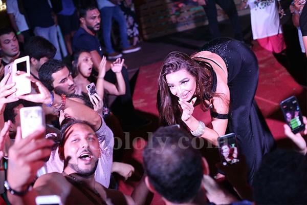 جوهرة تتألق فى أقوى حفلات صيف Eden Ibiza بشرم الشيخ - جوهره