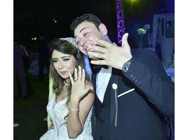 زفاف محمد علي رزق