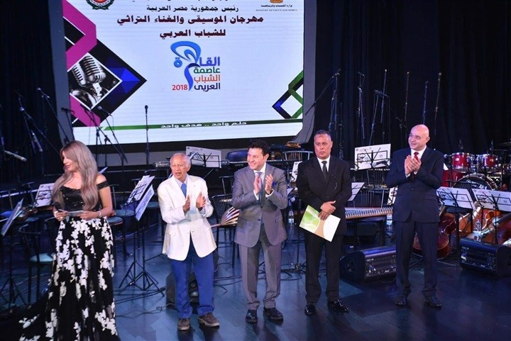 مهرجان الموسيقى والغناء