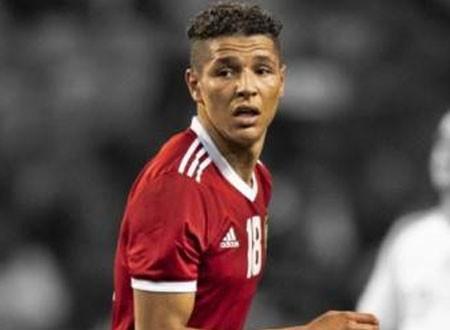 الحكم بسجن اللاعب المغربي أمين حارث لتورطه في مقتل شاب