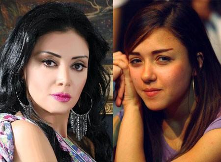 صور.. لقاء الأناقة والجمال بين رانيا يوسف وسارة سلامة.. من الأكثر جاذبية؟