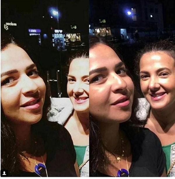 جولولي | دنيا سمير غانم وشقيقتها إيمي في سن المراهقة ...