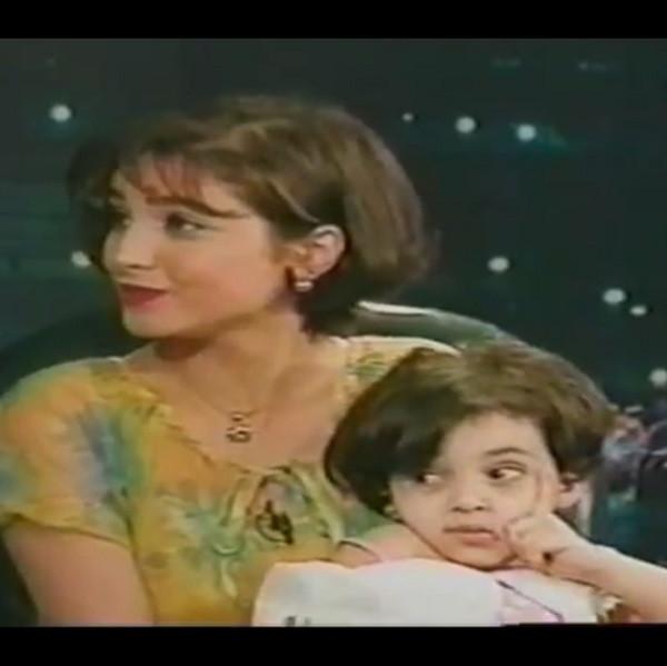 روجينا وابنتها