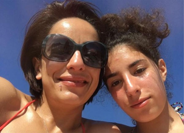 ابنة احمد الفيشاوي