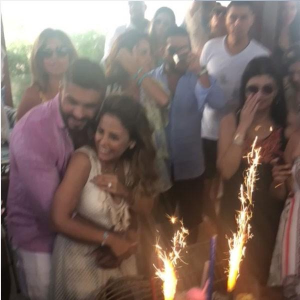 عيد زواج خالد سليم وزوجته