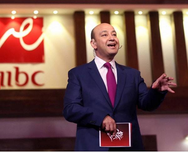 حفل اطلاق برنامج عمرو اديب
