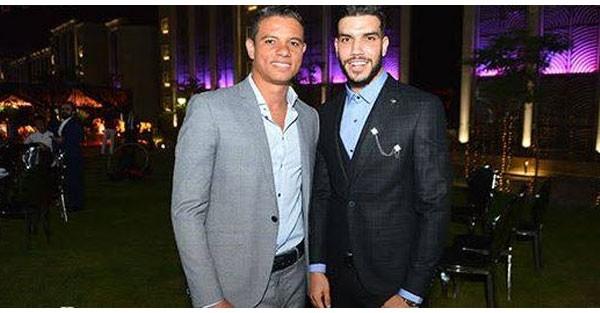 اللاعب حسين السيد يحتفل بزفافه بحضور نجوم الفن والرياضة.. صور  20180910_163305_7266