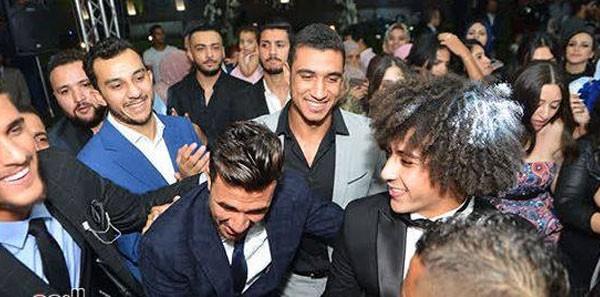 اللاعب حسين السيد يحتفل بزفافه بحضور نجوم الفن والرياضة.. صور  20180910_163320_2087