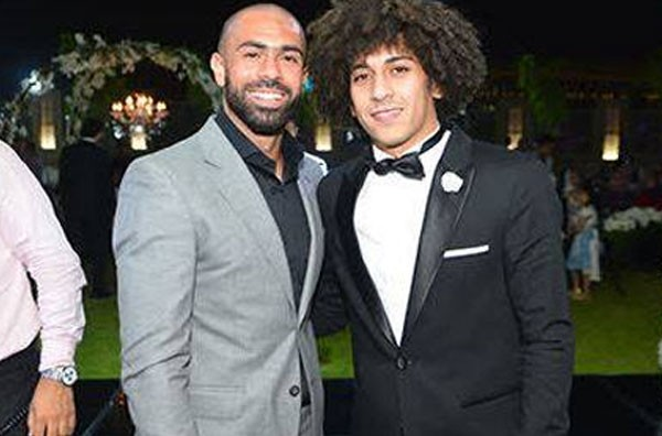 اللاعب حسين السيد يحتفل بزفافه بحضور نجوم الفن والرياضة.. صور  20180910_163355_3171