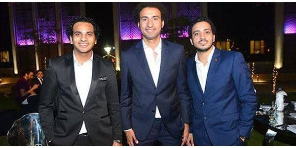 اللاعب حسين السيد يحتفل بزفافه بحضور نجوم الفن والرياضة.. صور  20180910_163407_8450