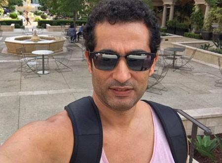 بعد إعلان انفصالهما.. عمرو سعد يعود لزوجته