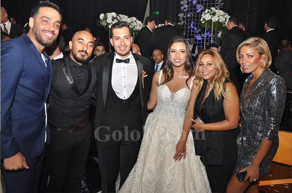 حفلة الزفاف تجمع كبار الشخصيات 20180915_092650_4821