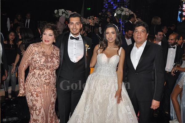 حفلة الزفاف تجمع كبار الشخصيات 20180915_092655_7561
