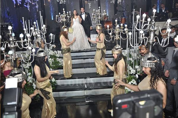 حفلة الزفاف تجمع كبار الشخصيات 20180915_092730_0359