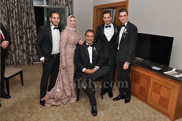 حفلة الزفاف تجمع كبار الشخصيات 20180915_092856_3735