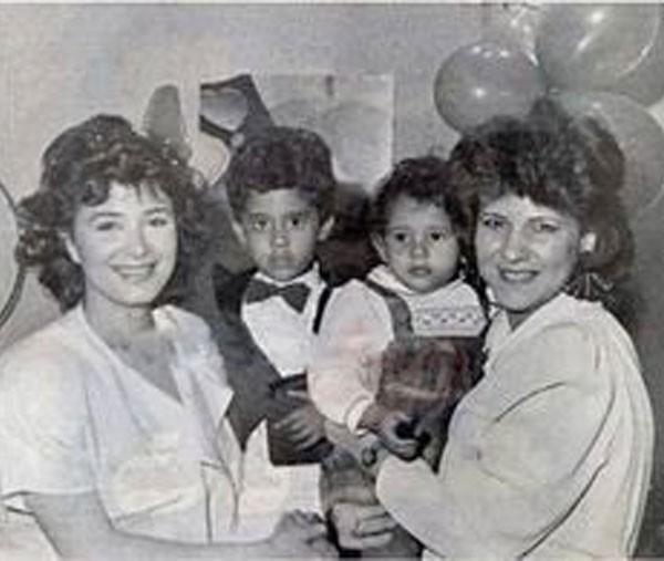 عبدالعزيز و هالة فؤاد