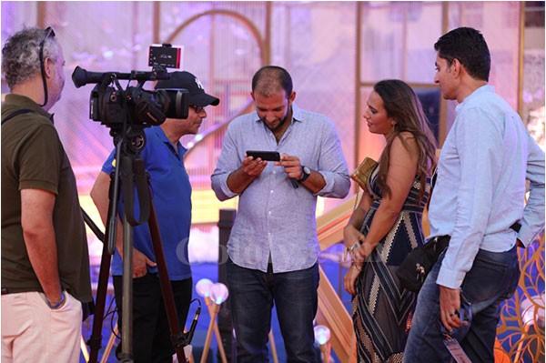 وزيرة السياجة و نجوم الفن بالعرض الخاص لفيلم يوم الدين بحضور ابطال العمل