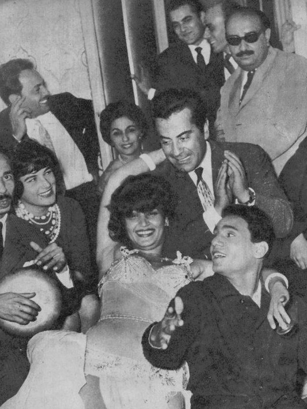 عبد الحليم حافظ - نجوى فؤاد - فريد الاطرش