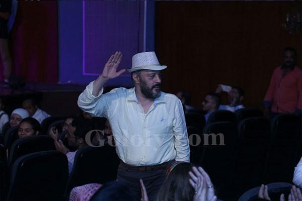 عمرو عبدالجليل واحمد وفيق وعائشة بن احمد في ضيافة حدث في بلاد السعادة