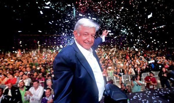 رئيس المكسيك - اندريس مانويل