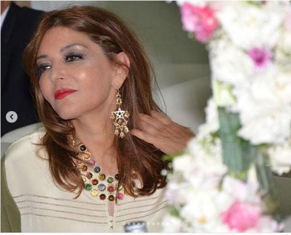 حفل زفاف ابنة شقيق سميرة سعيد